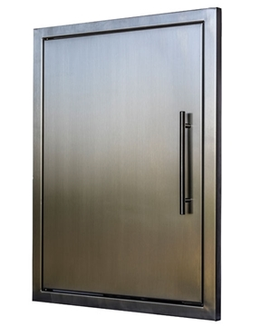 Picture of BBQ Island 24x17 Single Access Door Built In